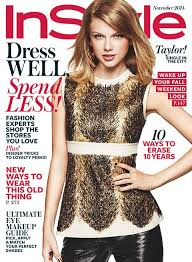 instyle taylor swift