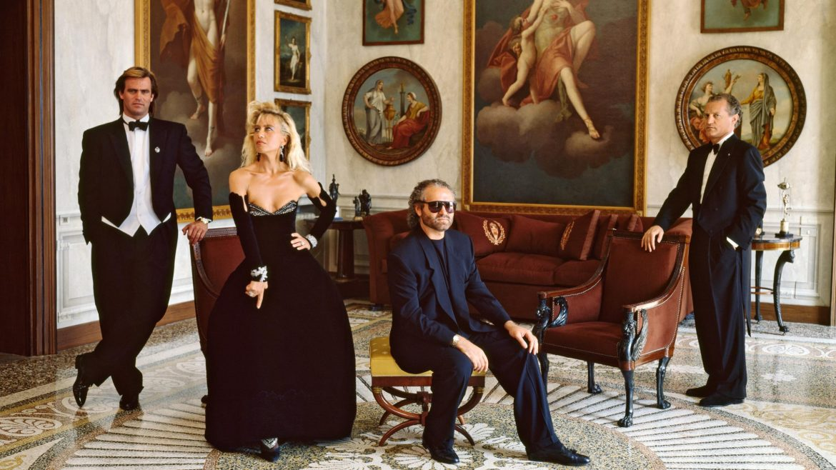 account of the life of gianni versace While gianni versace was known for his eccentricity  he was reaching the prime of his life and had dressed the  other accounts of allegra don't paint her.